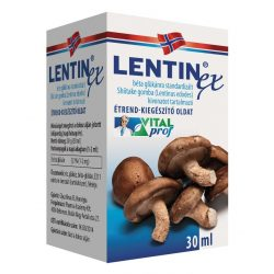Lentinex gyógygomba oldat 30ml