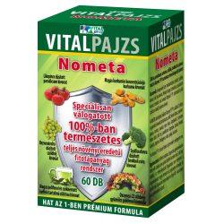 Vitalpajzs Nometa tabletta 60x